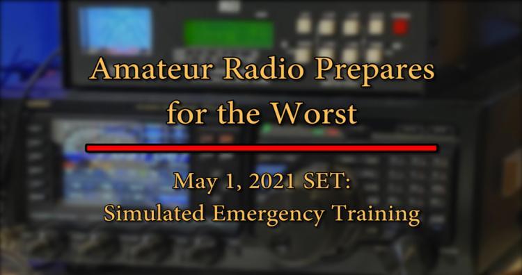 Amateur Radio Prepares for the Worst