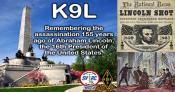 K9L QSL Card