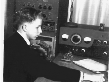 1959 KW 6 and 2 meter SSB.   One of first ten to do so.