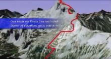 SOTA Route WG0AT