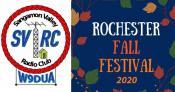 SVRC @ Rochester Fall Festival 2020